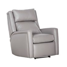 Manual Push Back Recliner Glider