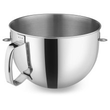 6-Qt. Bowl-Lift Polished Stainless Steel Bowl with Comfort Handle Other