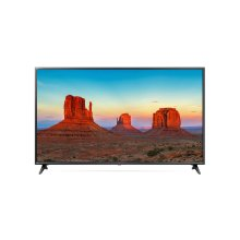 """65"""" Uk6300 LG Smart Uhd TV"""