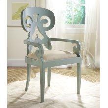 Slip Seat Carmel Arm Chair