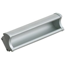 While supplies last! Please choose carefully, as all sales on these items are final. Please read Outlet Terms & Conditions and Privacy Policy . Modern Aluminum Pull - Solid Aluminum in (Modern Aluminum Pull - Solid Aluminum)