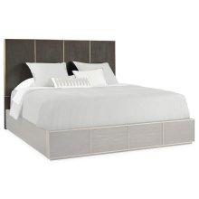 Bedroom Curata 6/0-6/6 Low Headboard