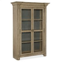 Dining Room Ciao Bella Display Cabinet- Natural Product Image