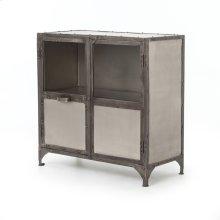 Element Sideboard-nickel/antique Nickel