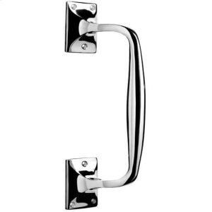 Chrome Plate Pull handle, visible fix