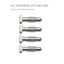 Monorail-Kits End Caps Monorail Remote Kit 300w