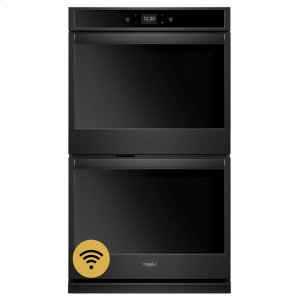 8.6 cu. ft. Smart Double Wall Oven with Touchscreen Product Image