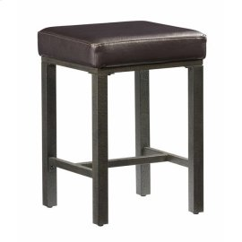 Counter Stool (1/Ctn) - Reclaimed Elm Finish