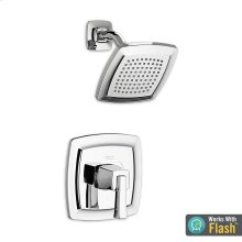 Townsend Water-Saving Shower Only Trim with Pressure Balance Cartridge  American Standard - Polished Chrome