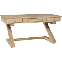 OF-64T_OF-64Z Executive Desk Top with Zodiac Base