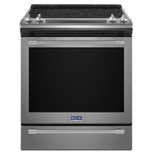 30-Inch Wide Slide-In Electric Range With True Convection And Fit System - 6.4 Cu. Ft.