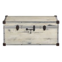 Accent Trunk - Rustic Bohemian Finish