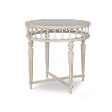 Carlysle Lamp Table