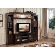 HALDEN ENTERTAINMENT CENTER Product Image