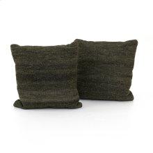"20x20"" Size Juniper Kilim Pillow, Set of 2"
