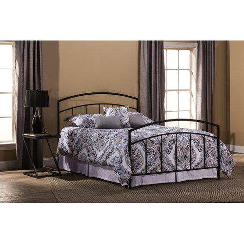 Julien Bed Set - Full - Rails Not Included