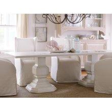Double Pedestal Killington Dining Table