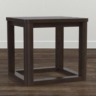 Bench*Made Oak End Table