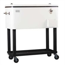 Mobile Cooler Cart