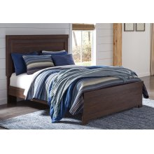 Arkaline - Brown 3 Piece Bed Set (Queen)