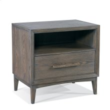 Hudson Open Top Night Stand
