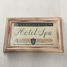 Peinture Hotel Spa Art Photo
