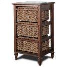 3-Basket Storage Cabinet Product Image