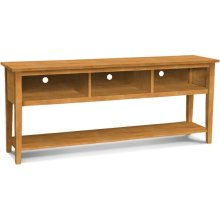 72'' TV Stand
