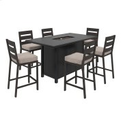 Perrymount - Brown 4 Piece Patio Set Product Image