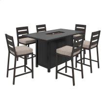 Perrymount - Brown 3 Piece Patio Set