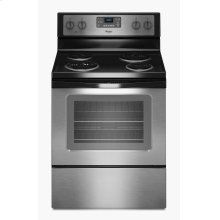Whirlpool® 4.8 Cu. Ft. Freestanding Electric Range with AccuBake® System