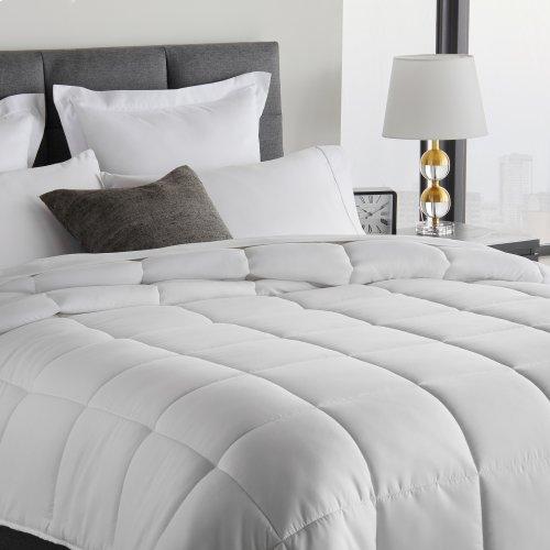 Down Alternative Microfiber Comforter Oversized King