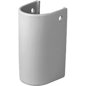 White Starck 3 Siphon Cover