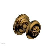 MARVELLE Cabinet Knob 162-90 - French Brass