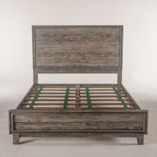 Driftwood Queen Bed Gray