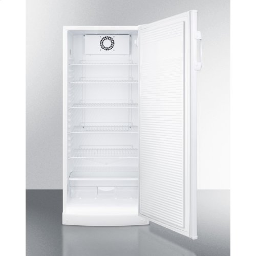 """10.1 CU.FT. General Purpose Auto Defrost All-refrigerator With Internal Fan In Thin 24"""" Footprint"""