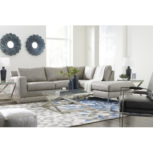 Ryler - Steel 2 Piece Sectional