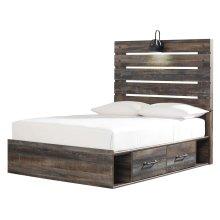 Drystan - Multi 5 Piece Bed Set (Full)