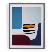 Hidden Gems By Meike Leger Framed Paper
