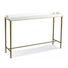 Bailey Console - Gold
