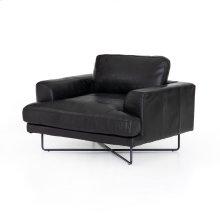 Miller Chair-aged Black