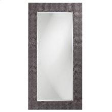 Lancelot Mirror - Glossy Charcoal