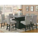 Stanton Contemporary Black Counter-height Table Product Image