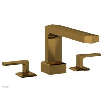 DIAMA Deck Tub Set - Lever Handles 184-41 - French Brass