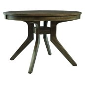 44'' Round Dining Table in Pewter