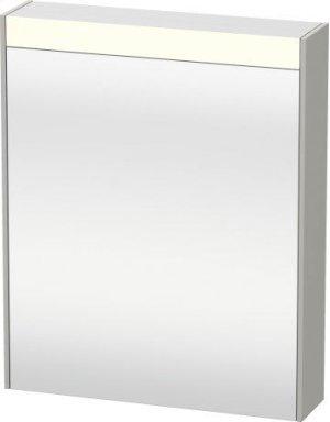 Mirror Cabinet, Concrete Gray Matte (decor) Product Image