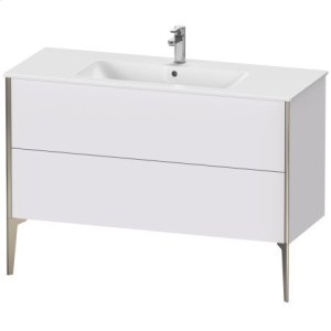 Vanity Unit Floorstanding, Pine Silver (decor)