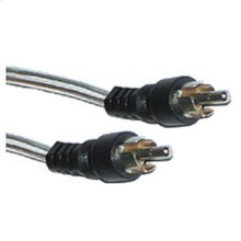 25ft Value Series[TM] Mono RCA Audio Cable