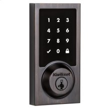 SmartCode 915 Contemporary Electronic Deadbolt - Venetian Bronze