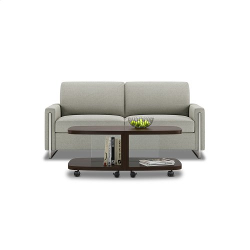 Muv 1252 Motion Tables in Toasted Walnut
